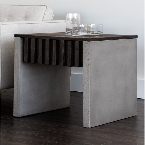 Balch End Table with Storage by Williston Forge