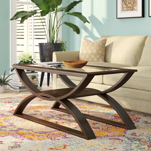 Kanice Coffee Table by World Menagerie
