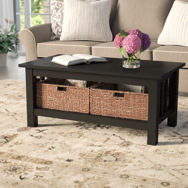 Affordable Price Denning Coffee Table by Andover Mills