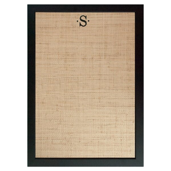 Personalized Wall Mounted Bulletin Board by LG Designs