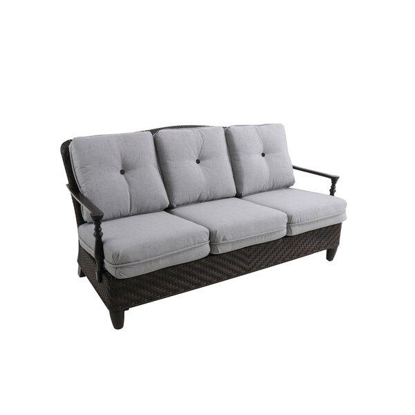 Bungalow Patio Sofa with Cushions by Paula Deen Home