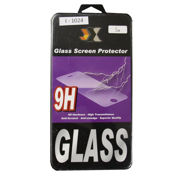 Galaxy S4 Glass Screen Protector by ORE Furniture