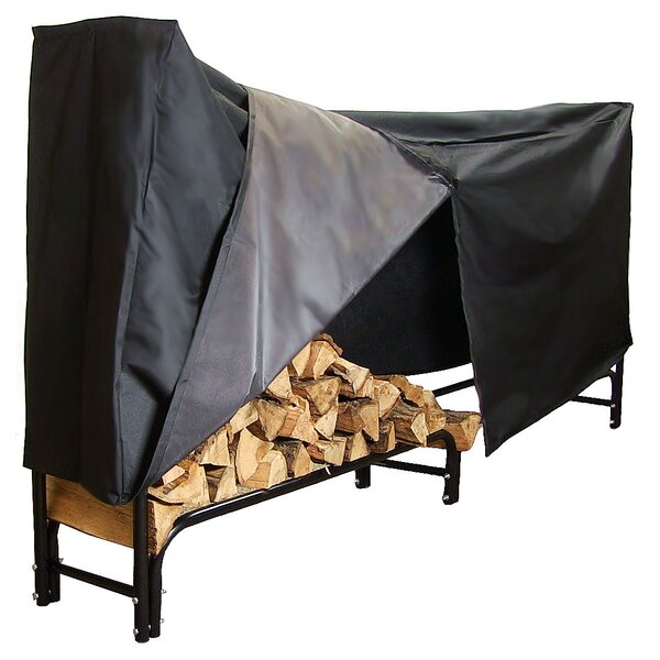 Firewood Log Rack and Cover by Wildon Home ®