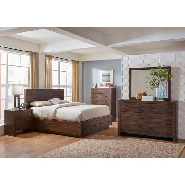 Ishiro Configurable Bedroom Set by Foundry Select