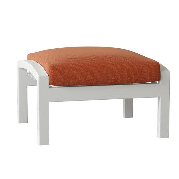 Mondovi Ottoman with Cushion by Tropitone