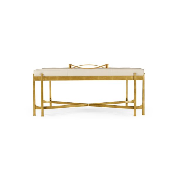Cocktail Ottoman by Jonathan Charles Fine Furniture