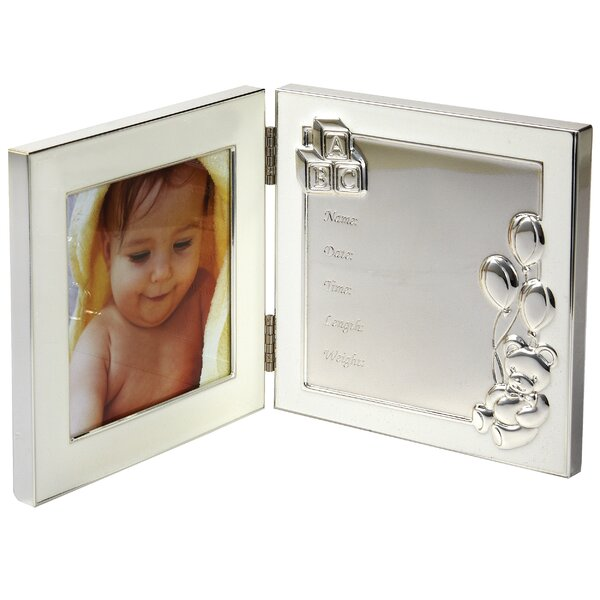 Birth Record Picture Frame by Heim Concept