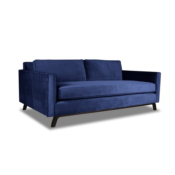 Marceau Plush Deep Loveseat by Orren Ellis