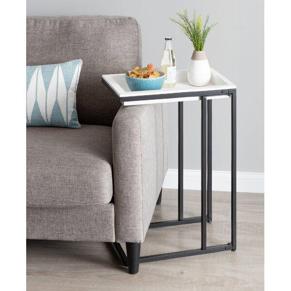 Ironton Sofa C Tray Table By Gracie Oaks