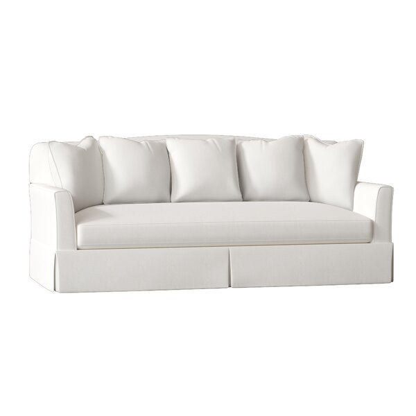 Shop Special Prices In Fairchild Slipcovered Sofa New Seasonal Sales are Here! 55% Off