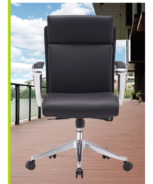 Billman Mid Back Multi Function Ergonomic Office Chair by Orren Ellis