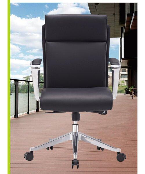 Billman Mid Back Multi Function Ergonomic Office Chair by Orren Ellis