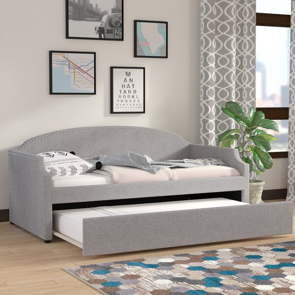 Towcester Twin Daybed With Trundle By Ebern Designs