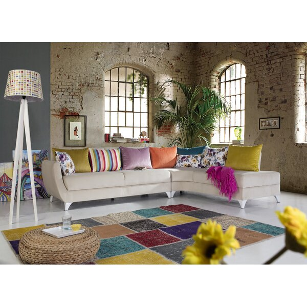 Dream Sleeper Sectional by Perla Furniture