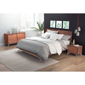 Riggleman Platform Configurable Bedroom Set by Brayden Studio