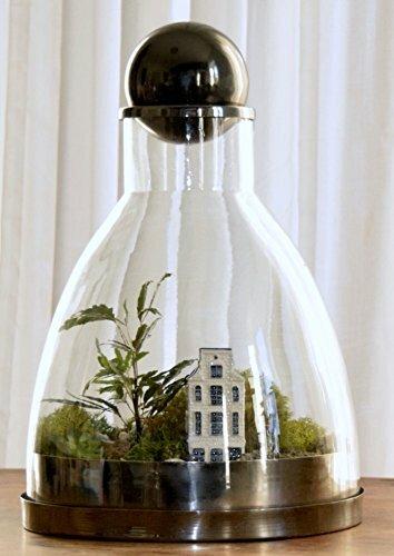 Glass Terrarium by H. Potter