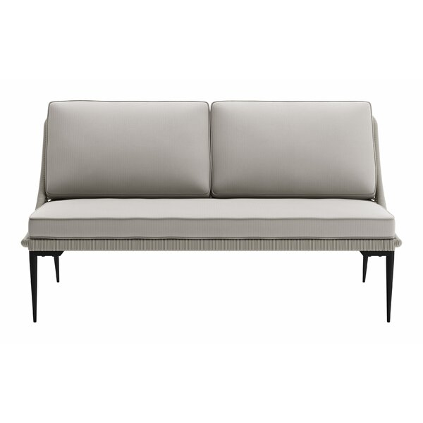 Tahiti Patio Sofa with Cushion by Bungalow Rose
