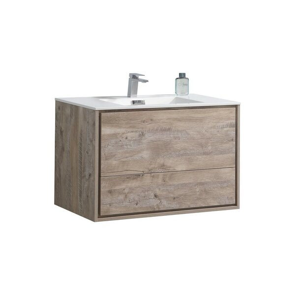 Trieu 36 Single Bathroom Vanity Set by Orren Ellis