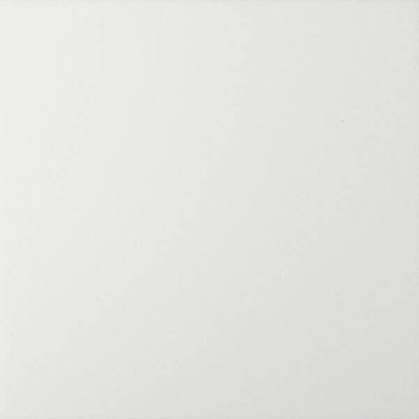Super Thassos 12 x 12 Glass Field Tile in White by MSI