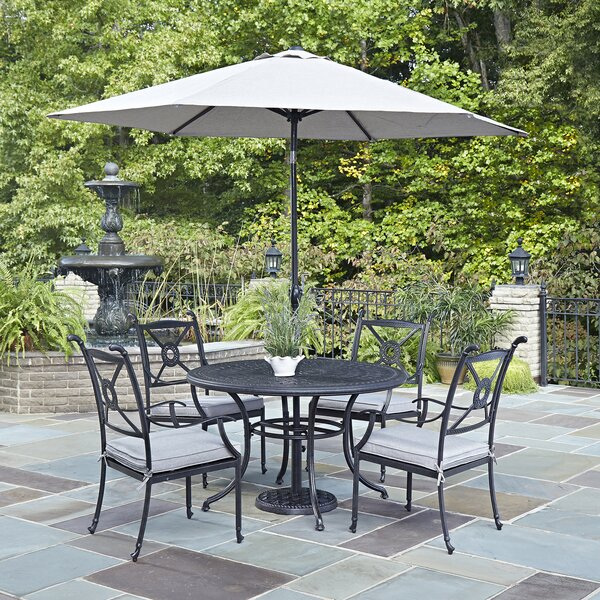 Lansdale 7 Piece Dining Set by Darby Home Co