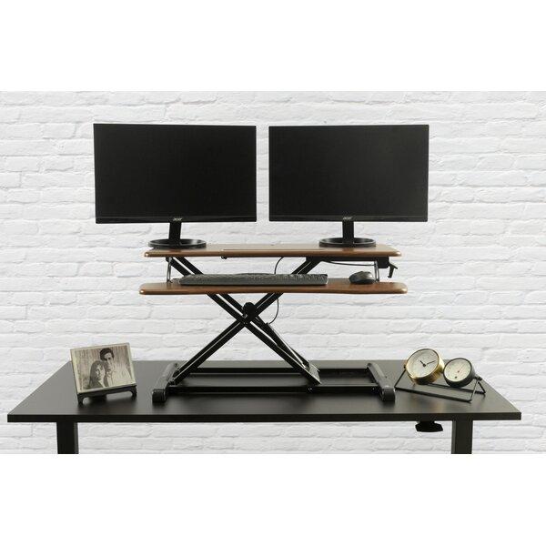 Stansberry Height Adjustable Standing Desk Converter