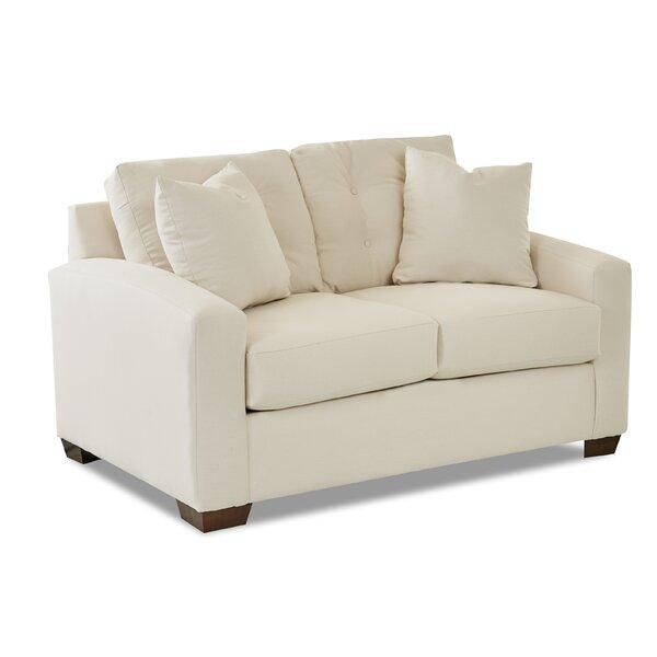 Alanna Loveseat by Wayfair Custom Upholstery™