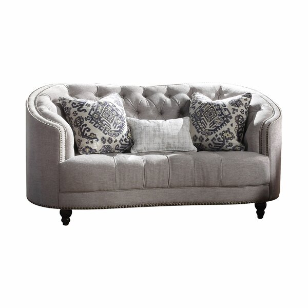 Hexham Loveseat by Alcott Hill
