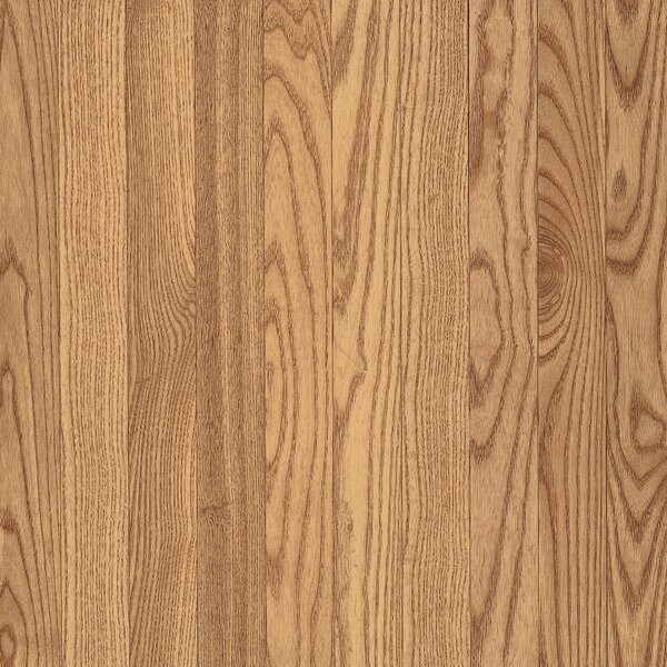 Dundee 3-1/4 Solid Red Oak Hardwood Flooring in Natural by Bruce Flooring