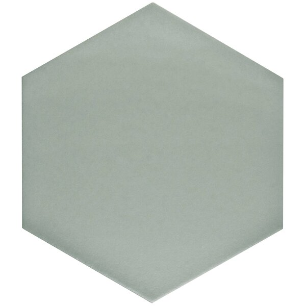 Tessile 8.63 x 9.88 Mosaic Tile in Silver by EliteTile