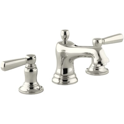 Faucet Drain Polished Nickel photo