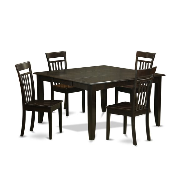 Pilning 5 Piece Dinning Set by August Grove