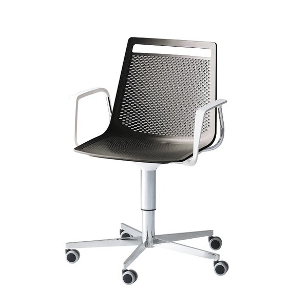 Akami Mid-Back Desk Chair by Gordon International