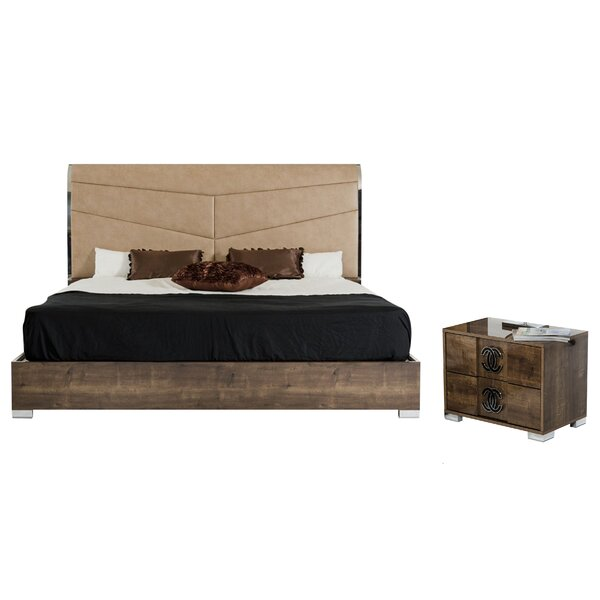 Fruge Panel Configurable Bedroom Set by Orren Ellis