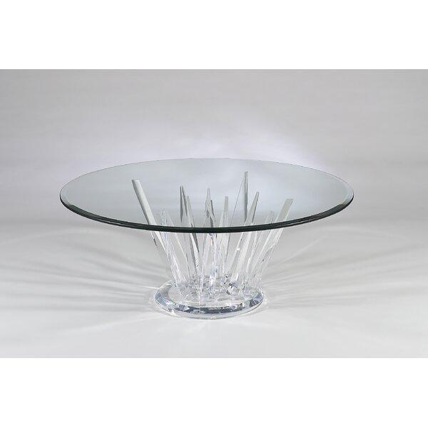 Crystals Coffee Table by Shahrooz Shahrooz