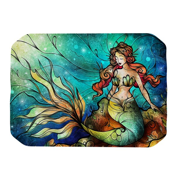 Serene Siren Placemat by KESS InHouse