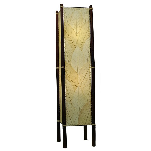 Fortune Large 48 Column Floor Lamp by Eangee Home Design