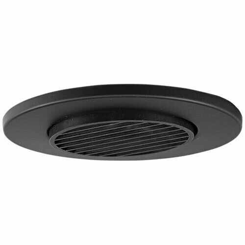 Louvered Bottom 3 LED Recessed Trim by Elco Lighting