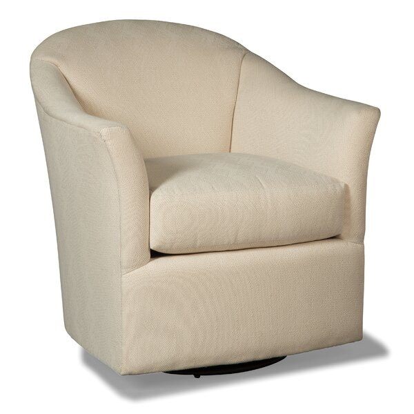 Barry Swivel Armchair by Fairfield Chair