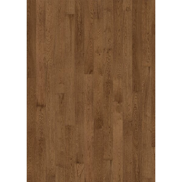 Sonata 6-1/4 Engineered Oak Hardwood Flooring in Forte by Kahrs