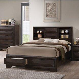 Lancelot Storage Platform Bed by Brayden Studio