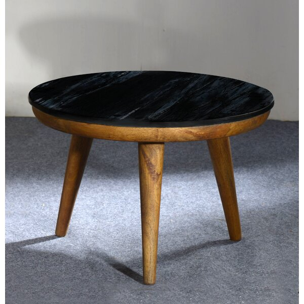 Funderburk End Table By George Oliver