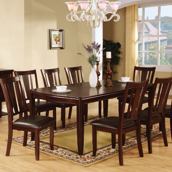 Birchover 9 Piece Extendable Dining Set by Red Barrel Studio