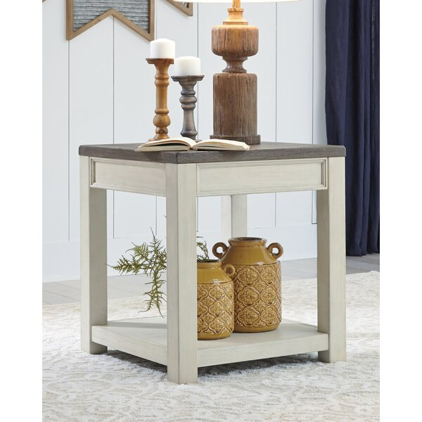 Hust End Table By Gracie Oaks