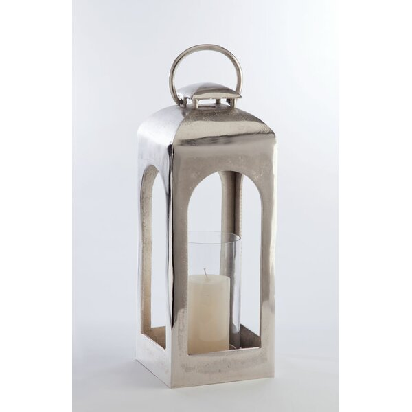 Metal Lantern by Willa Arlo Interiors