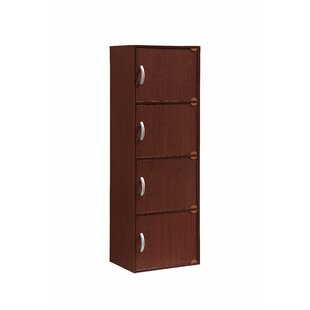 Hubbs Storage 4 Door Accent Cabinet