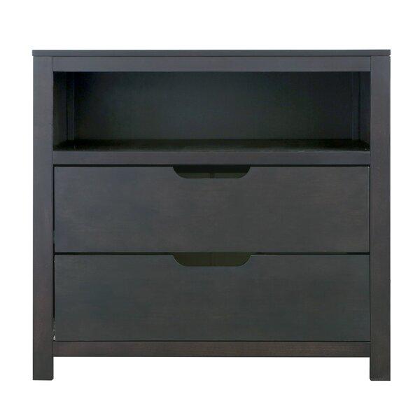 Oslo 2 Drawer Combo Dresser by Karla Dubois
