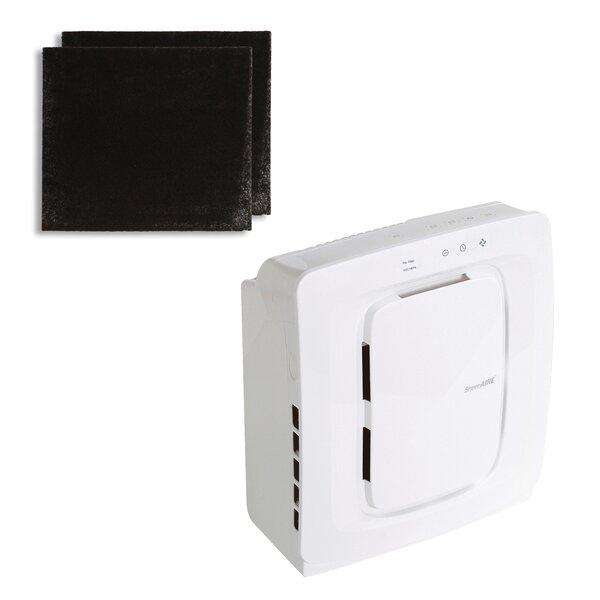 Room HEPA Air Purifier with 2 Bonus Pre-Filters by SheerAIRE