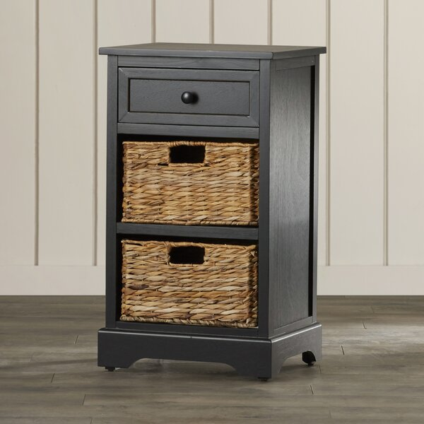 Edmonton End Table with Storage by Beachcrest Home
