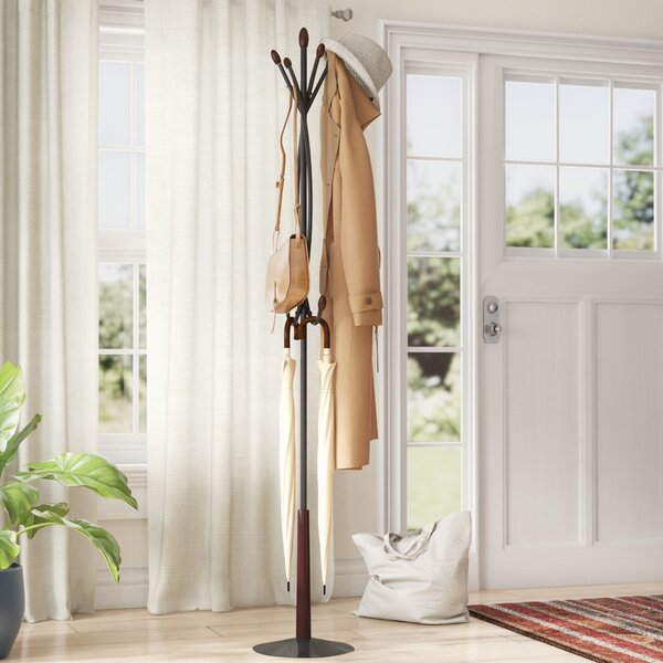 Karlton Coat Rack by Andover Mills