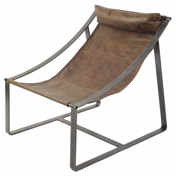 Zephyr Lounge Chair by 17 Stories